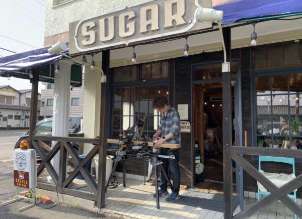 sugar diyするgm