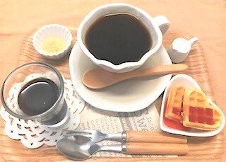 岩倉市 cafeくるり カフェくるり コーヒー 喫茶店 ワッフル スポーツジム モーニング