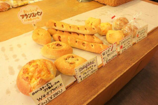 岩倉市 パン ブーランジェリー ベーカリー ステファンペペ 食パン 菓子パン
