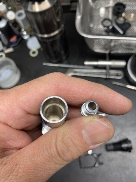 TUSA RS230 洗浄後