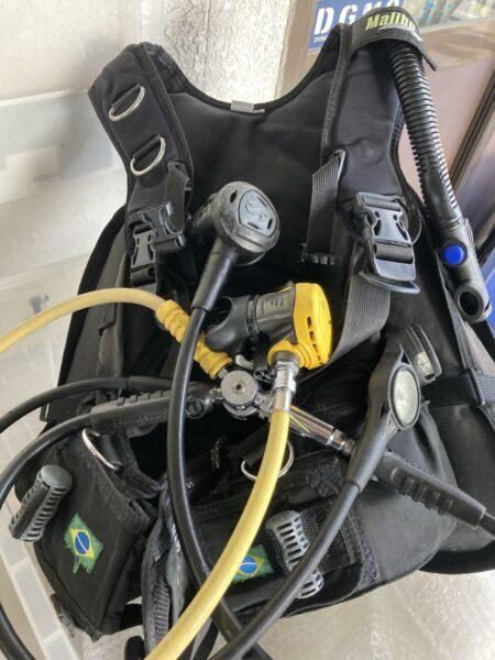 ダイビング器材O/H、日本の方でなくても全然OK!